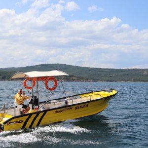 Морско такси - Приморско
