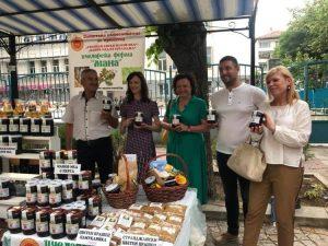 Открит е Фестивала на Странджанския манов мед в Царево